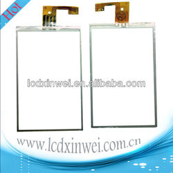original replacement for best quality Sony Ericsson X2 digitizer touch screen mobile phone with oem made in China