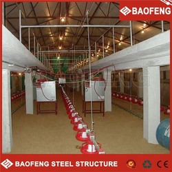 seismic reinforcement custom-built high quality and practical breeding poultry cage for layer