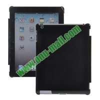 Smooth Plastic Hard Back Cover Case For Ipad Case