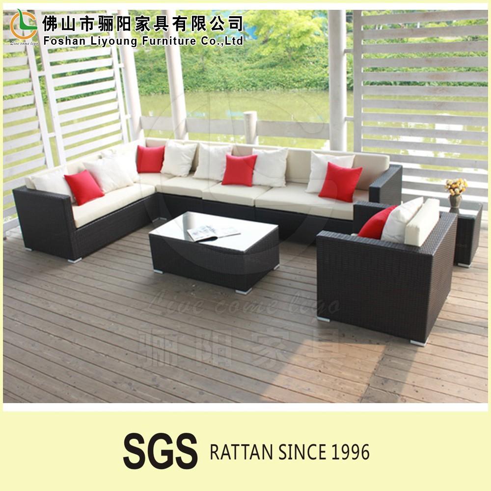 Modern Rattan Outdoor Furniture Wholesale Rattan Chair Pe Wicker Single Two S