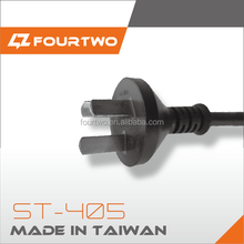 Made in Taiwan AC china mainland nintendo power cord