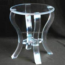 Popular Factory customized clear acrylic furniture legs