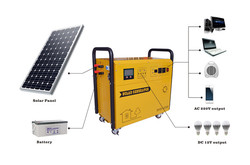 Moderate cost 10kw stand alone solar pv power system for