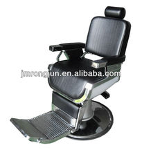 luxury hairdressing salon hydraulic barber chair RJ-21001 for hot sale