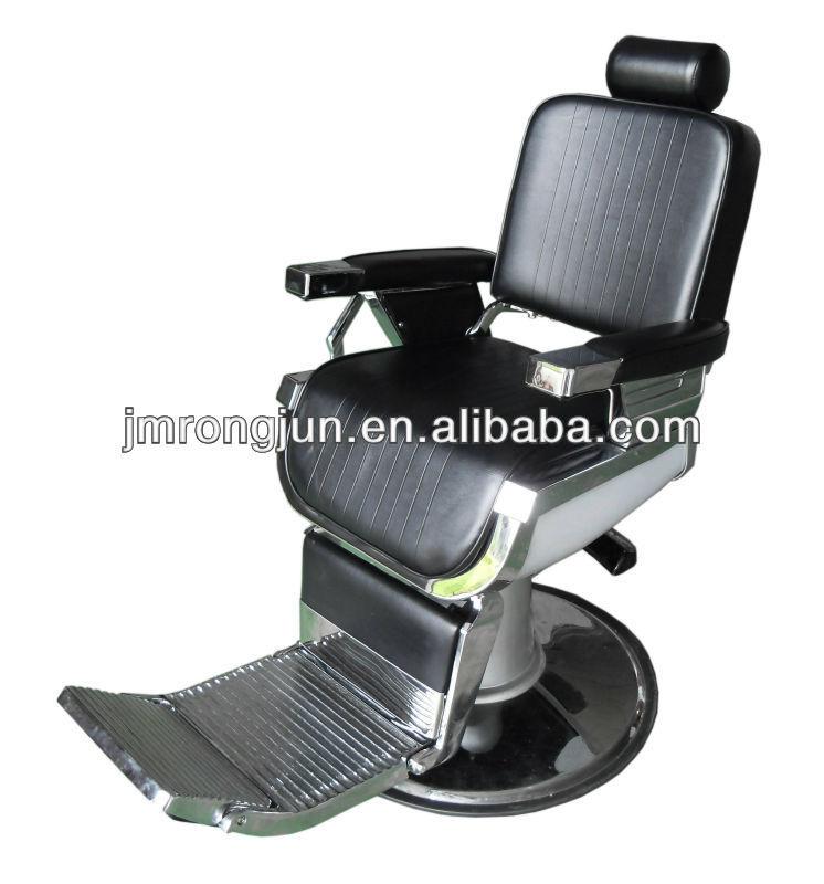 luxe salon de coiffure hydraulique chaise de barbier vente chaude rj 21001 chaises en m tal id. Black Bedroom Furniture Sets. Home Design Ideas