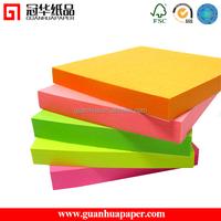 Direct Wholesale orange sticky note