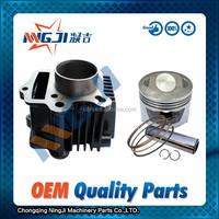 Jialing Motorcycle parts Motorcycle Engine Parts JH70 Cylinder block kit 47mm dameter