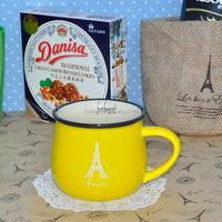 Hot-Selling high quality low price steel enamel mug