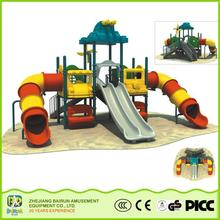 Adventure Series Games Products You Can Import From China LLDPE Outdoor Plastic Playground Playground For Kids
