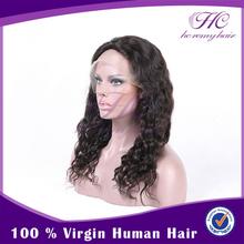 human purple wig unprocessed virgin Machine made 100 glueless human hair full lace wigs
