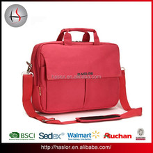 China factory fashion hot sale custom laptop bag