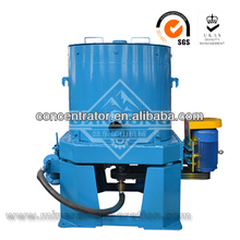 Environmentally friendly gravity gold centrifugal concentrator with 99% recovery
