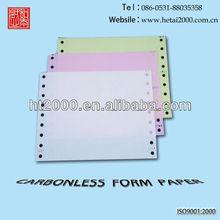 Computer Printing Carbonless Paper Stocklot