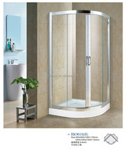 900*900*1900+120 mm complete shower room with shower faucets, arcylic board (BK9018)