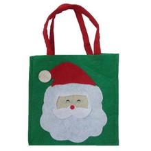 Factory best selling christmas felt gift bag wholesale