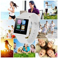U8 Bluetooth Smart Wrist Watch Phone Mate For IOS Android bluetooth watch Black