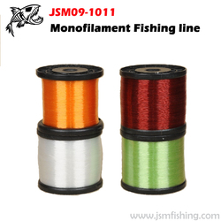 Wholesale 500m spool nylon monofilament fishing line fishing tackle