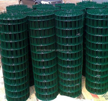 PVC Coated Euro Fence Netting /Holland /Dutch Wire Mesh Fence