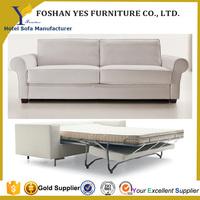 2015 modern design metal sofa cum bed from ikea SB005