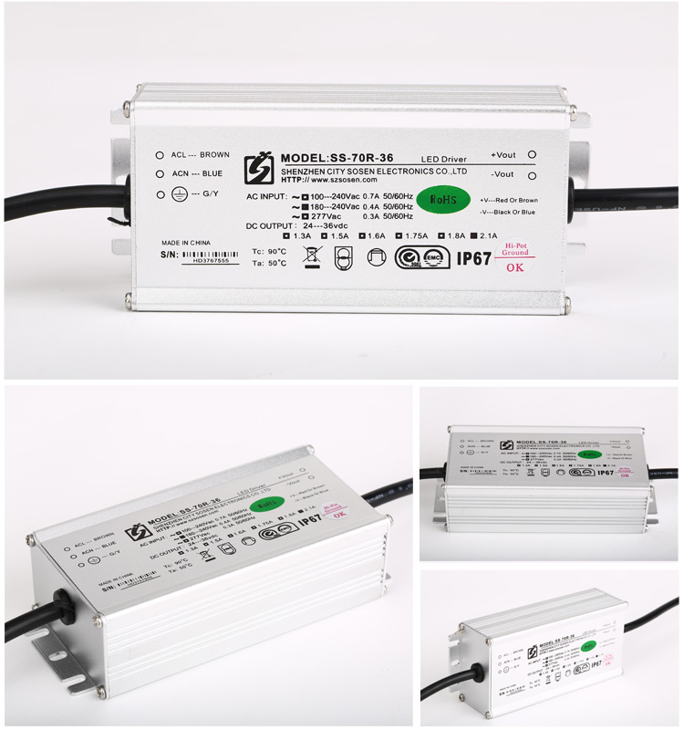 2014 new promotional products 70w led driver
