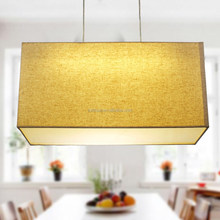 Classical design easy to install and carry plafond lights fabric lanterns lamps