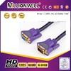 20 meters vga cable,vga 15 pin cable,null modem vga cable