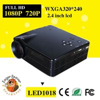Mobile projector trade assurance supply 60w led projector light 60 bean angle