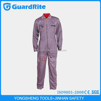 GuardRite Brand Cheap Engineering Uniform Workwear , Boiler Suit Overall Workwear , Quilted Coverall Workwear