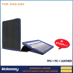 Heavy Duty for ipad case with stylus holder