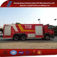 Hot Sale Wholesale Emergency Rescue 16000L Water Tanker Fire Truck