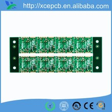 Power pcb with ROGERS high speed digital laminates