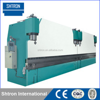 CNC 2-WE67K 630*6000 Double Hydraulic Synchronize Automatic Bending Machine for Sheet Metal