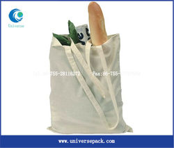 stylish wholesale cotton canvas tote bag for shopping