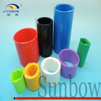 With ISO 9001-2008 Standard Insulation Colorful Cheap Disposable Heat Shrink Tube PVC For Gas Tank Tips