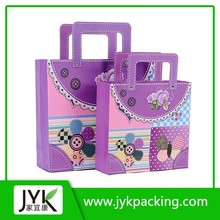 Long lifetime factory supply art paper laminated paper bags