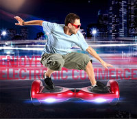Hot sell 2 wheel bluetooth Self Balancing Electric Scooter with Drifting Board for Personal Adult Transporter