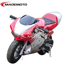 Stable Quality Super Pocket Bike 49cc with 10 inches Wheel