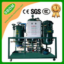 KXZ High Vacuum Distallation Oil Recycling Machine Used Engine Oil Recycling Machine