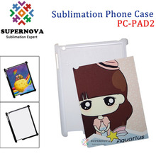 Custom Printed PC Cases for iPad2, Design Your Own Phone Cover