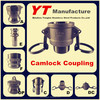 dry disconnect camlock quick lock couplings