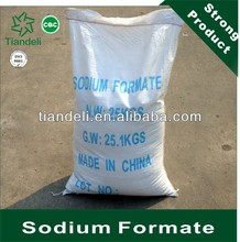 confident on our steady sodium formate for sale