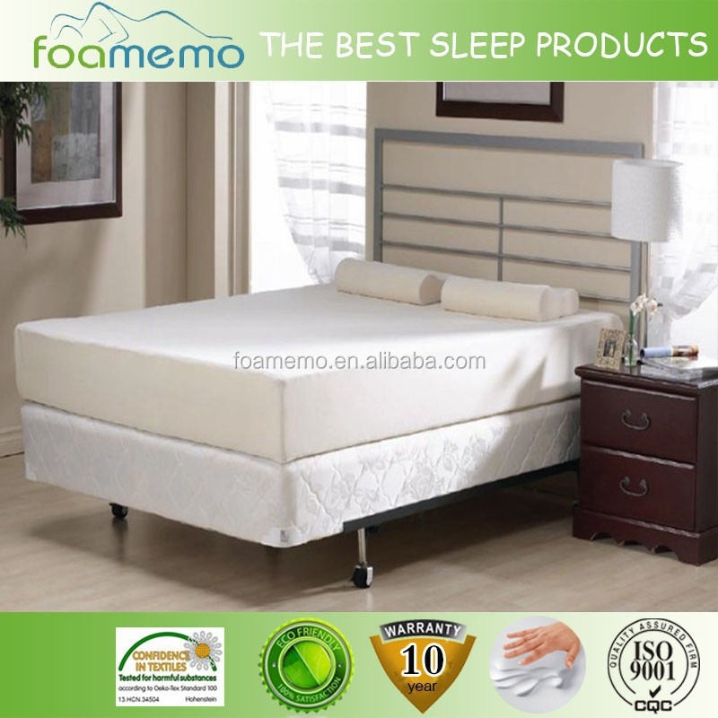 bedroom furniture all types of eco friendly memory foam