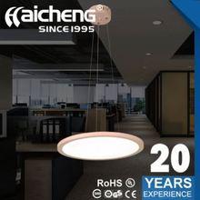 2015 NEWEST modern restaurant OEM aluminium ring led pendant light