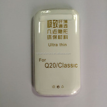 For Blackberry Classic Q20 soft tpu phone bags case
