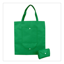 Fashion design non woven bag folding bag foldable shoping bag