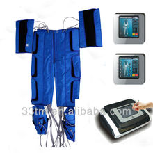 md-217E far infrared pressotherapy machine with 9 type working model