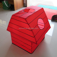 Super quality latest kid house tent with abs side
