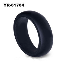 Custom And Eco-friendly Fashionable Silicone Wedding Ring