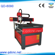 small business machines / 3d 6090 cnc router for marble stone with price QD-6090