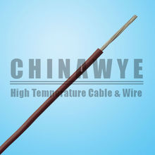 UL silicone rubber insulated 22 awg internal cable